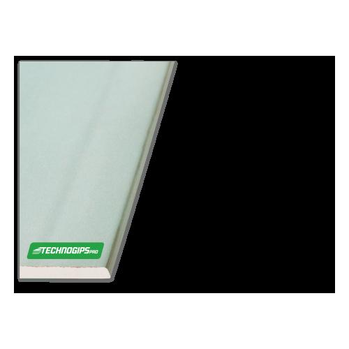 PLACA GIPS CARTON VERDE 2600 X 1200 X 12,5 MM TECHNOGIPS PRO